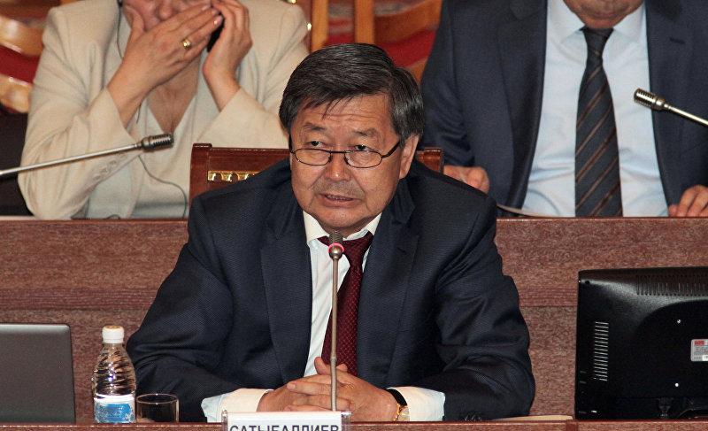 Парламент Кыргызстана денонсировал соглашение о ЦТП Манас
