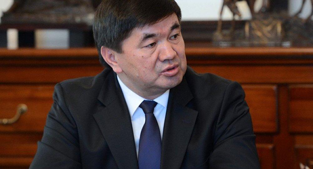 Председатель Социального фонда страны Мухамметкалый Абулгазиев. Архивное фото