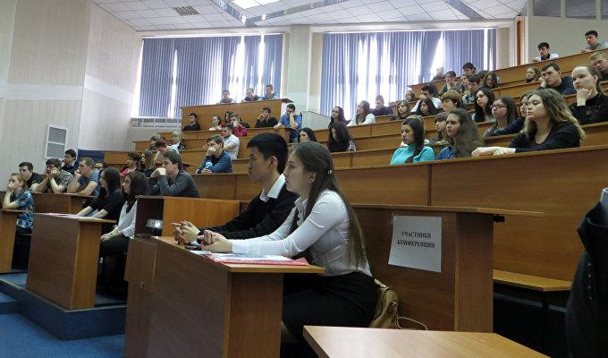 Студенты вуза, участники конференции обсудили одну из наиболее опасных угроз современности — распространение религиозного экстремизма в молодежной среде.