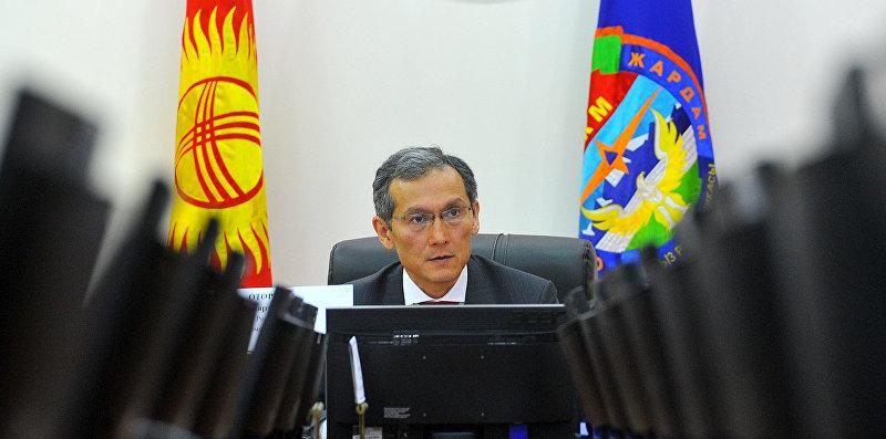 Премьер-министр Кыргызской Республики Джоомарт Оторбаев провел селекторное совещание по вопросу подготовки к весенне-полевым работам.