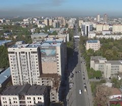 Бишкек, который строится: кадры, от которых кружится голова