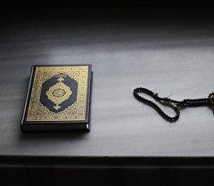 Куран жана теспе. Архив