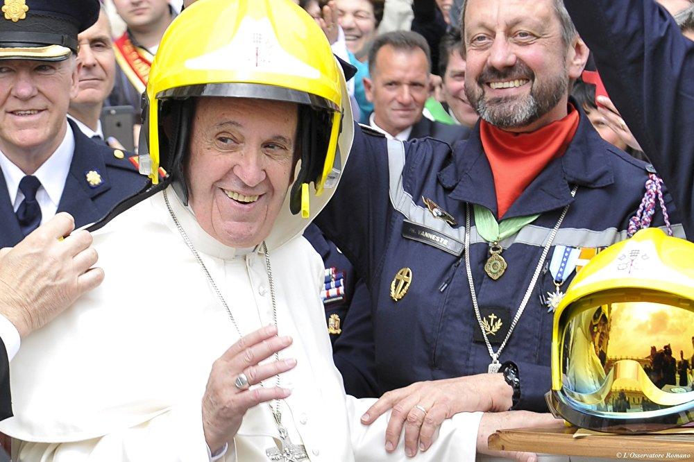 Еженедельная аудиенция Папы Римского Франциска в Ватикане