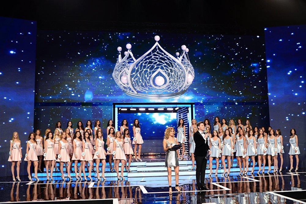 Мисс Россия-2016 конкурсунун финалына элүү сулуу катышты.