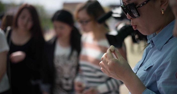 В фестивале приняли участие представители всех семи областей страны — производители кисломолочных продуктов