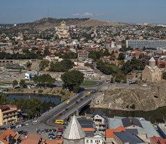 Тбилиси шаарынын архивдик сүрөтү