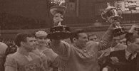 Победная шайба Вячеслава Старшинова на ЧМ-67. Архивные кадры