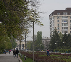 Бишкек шаары, архивдик сүрөт