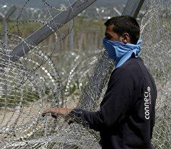 Европа мигранттары. Архивдик сүрөтү