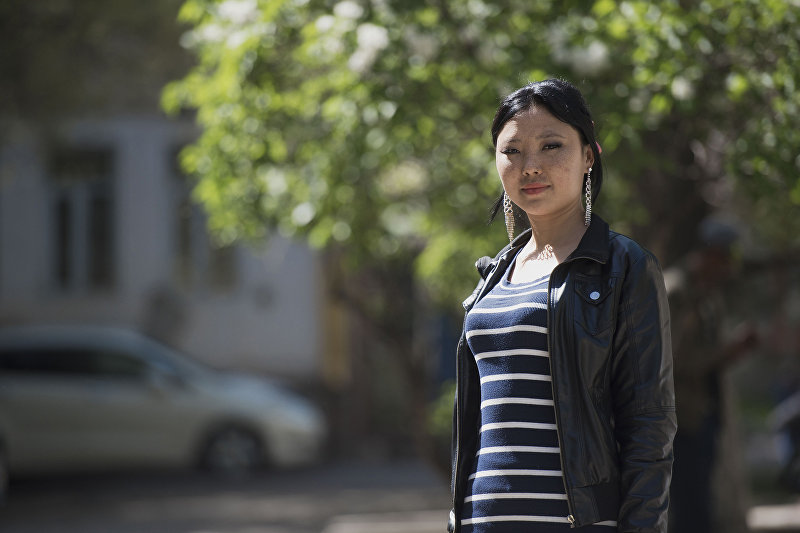 Победительница конкурса Миссис Кыргызстан — 2016 Азема Дыйканбаева