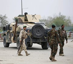 Афганистан аскерлери. Архив