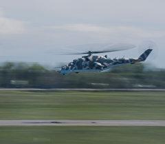 Авиационные соревнования Аскер шумкарлары Генерального штаба Вооруженных сил КР