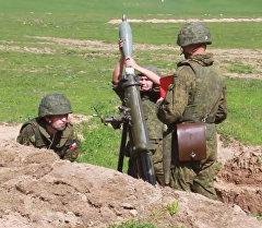 Как Сани бьют по террористам в Таджикистане