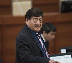 ЖК депутаты Анвар Артыков. Архив