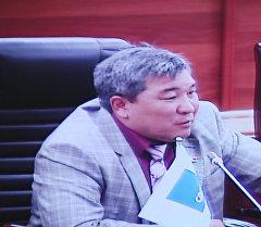 ЖК депутаты ИИМ башчысына акча талап кылып жаткан кайгуул кызматы боюн