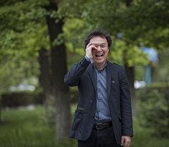 Актер Марат Амираев. Архив