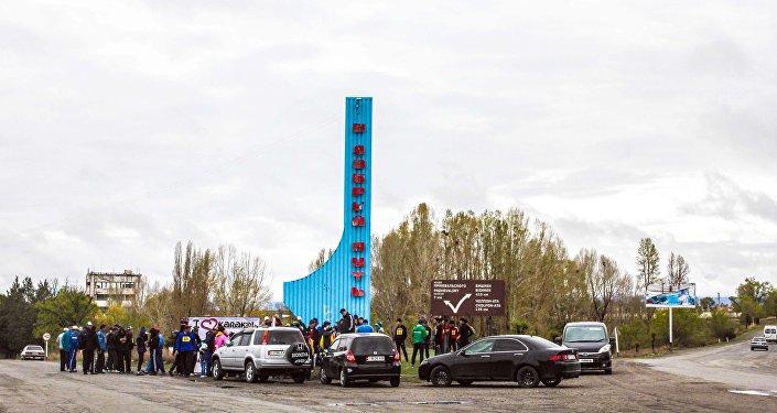 В областном центре Иссык-Кульской области — городе Караколе в субботу состоялся марафон.