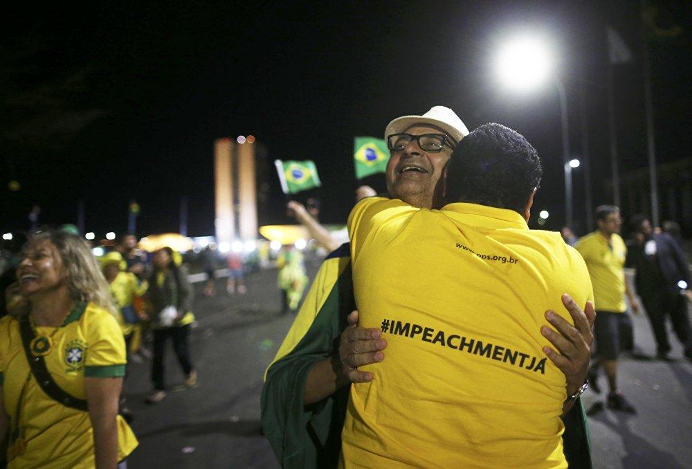 Политический кризис в Бразилии