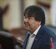 Депутат ЖК Садык Шер-Нияз
