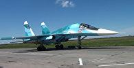 Юг России: масштабные учения военной авиации
