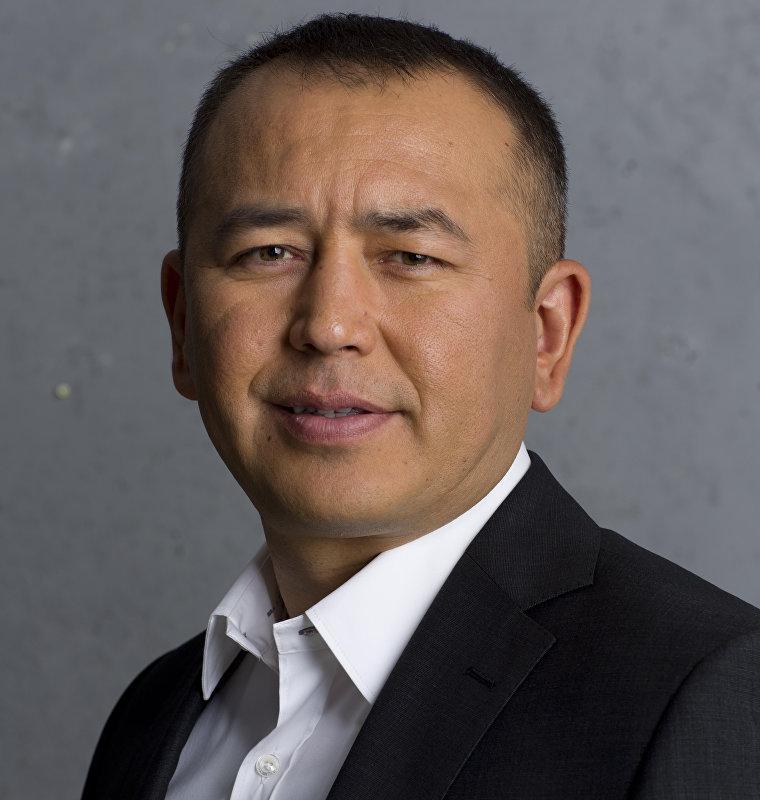 Генеральный директор микрофинансовой организации Мол-Булак Бабур Тольбаев. Архивное фото