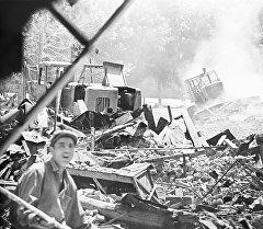 После землетрясения 1966 года