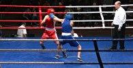 Юные боксеры показали упорство на турнире Асташенкова в Бишкеке