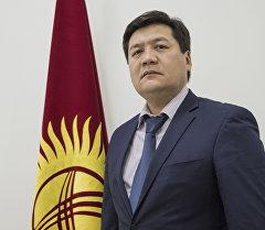 Омбудсмен Кыргызской Республики Кубат Оторбаев. Архивное фото