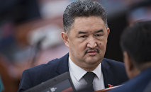 Биринчи вице-премьер Алмазбек Баатырбеков