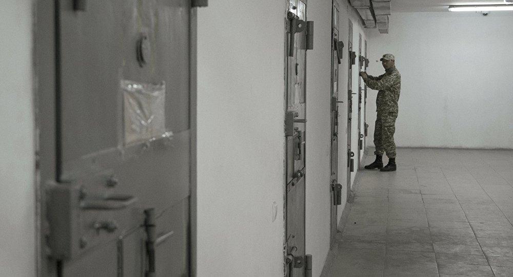 Колония для пожизненно осужденных. Архивное фото
