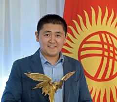 Кыргызстандык режиссёр Мирлан Абдыкалыков. Архив