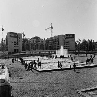 Бишкектин айтылбаган тарыхы: архивдик сүрөттөр жана архитекторлордун эскерүүсү
