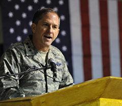 Кандидат на пост начальника штаба ВВС генерал Дэвид Голдфейн. Архивное фото