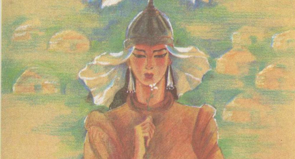 ата мекеним кыргызстан дилбаян