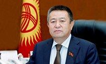 Жогорку Кеңештин депутаты Чыныбай Турсунбеков