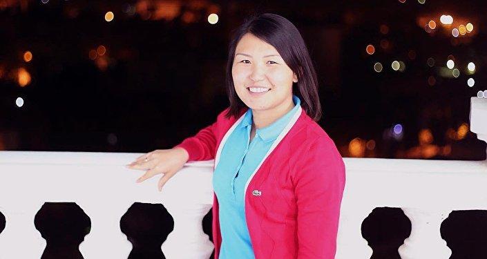 Кыргызстанка Жылдыз Осмонова