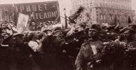 Долгожданный День Победы. Съемки 9 мая 1945 года