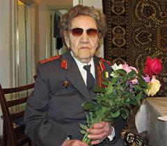 Архивное фото ветерана войны Надежды Максименко