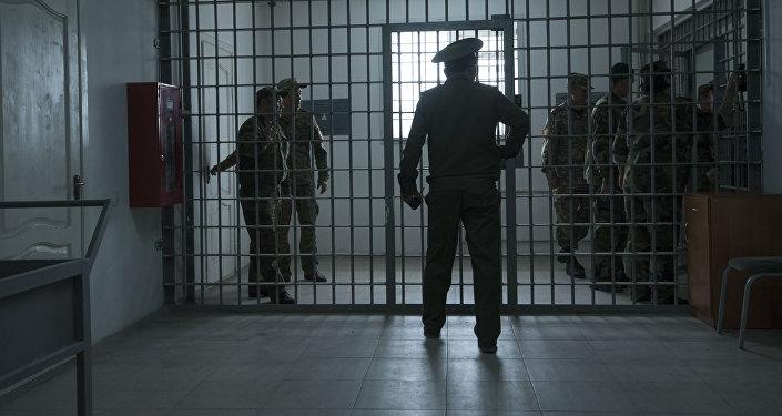 Изследственного изолятора вАбхазии убежали трое заключенных