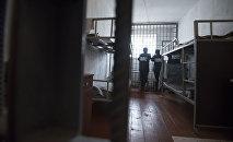Заключенные. Архивное фото
