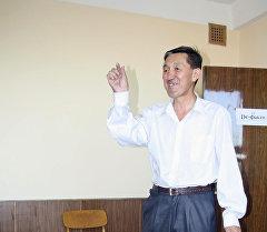 Журналист, поэт и переводчик Жолдошбек Зарлыкбеков