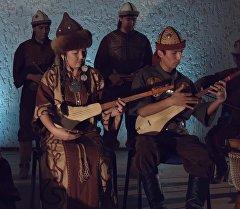 Мелодию из Игр престолов сыграли музыканты коллектива Ордо Сахна