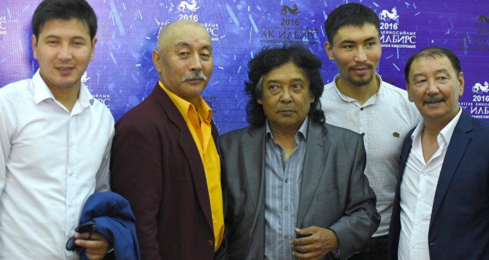 Торжественная церемония состоялась вечером в пятницу в кинотеатре Манас