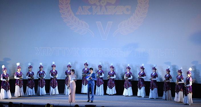 Кинопремия Ак илбирс учреждена в 2012 году