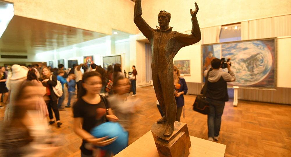 Музей изобразительных искусств имени Гапара Айтиева. Архивное фото