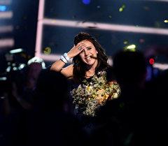 Украиналык ырчы Жамала Евровидение-2016 сынагынын финалында