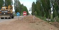 Тамчы — Бактуу-Долоноту: рабочие вновь на дорогах