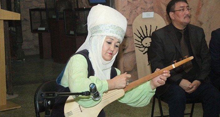 Иш-чара музейлердин дүйнөлүк күнүнө арналып Кыргызстандагы Тарых жана маданият жылынын алкагында өткөрүлдү.