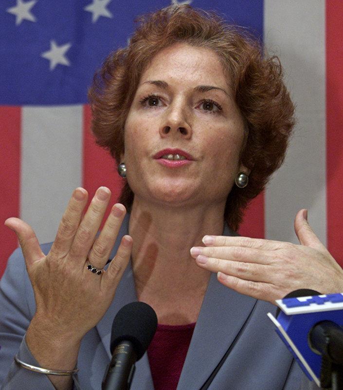 Новый посол США на Украине Мари Йованович. Архивное фото