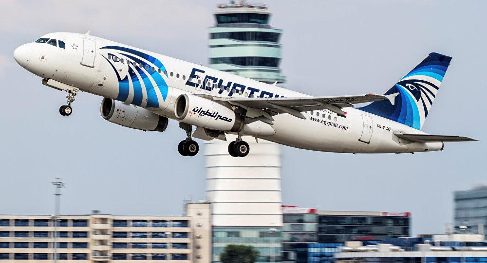 Винтернете поведали, как стюардесса накликала трагедию — Крушение самолета Egyptair